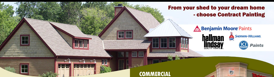 Commercial And Residential Interior And Exterior Painting And Staining